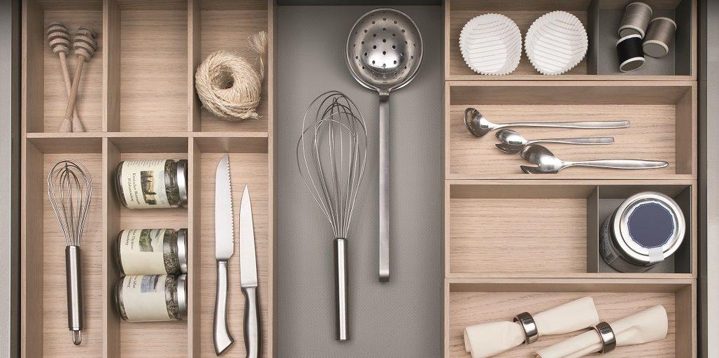 5 ways to maximise your kitchen storage