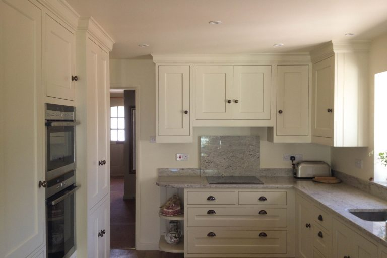 Off-White Kitchen