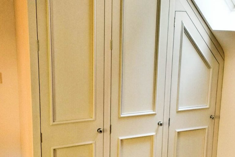 Why Are Bespoke Fitted Wardrobes So Popular?